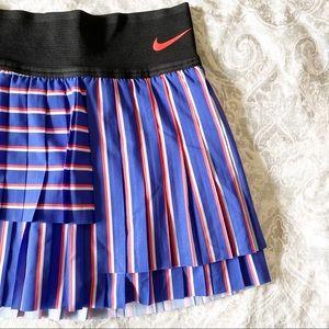 NIKE Tennis Skort Blue XS NWT